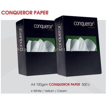 Conqueror Paper