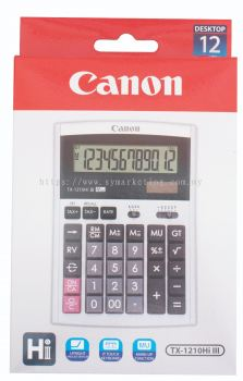 CANON CALCULATOR ( TX-1210HI ) [BOX]