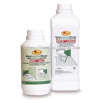 Skim Concrete Cleaner ���Դɴu�ذ���ۄ� (SCC-1001)