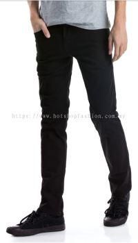 4511-3230 (Slim Fit) Super Black