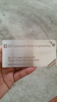 Laser Marking Parts