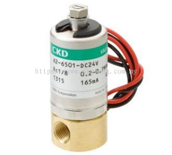 Proportional Solenoid Valve - A2-6500