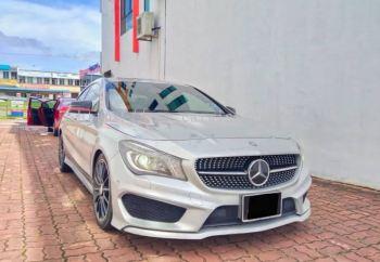 2013 Mercedes Benz CLA250 2.0 Turbo