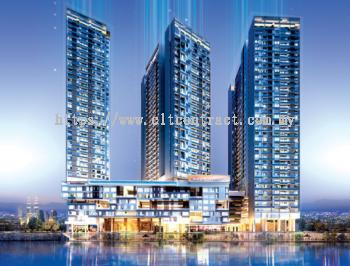 """Tria Residence"" Condominium @ Seputeh, Kuala Lumpur"