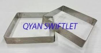 G7- MEI YAN STAINLESS STEEL MOULD SQUARE