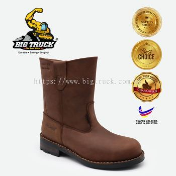 BIG TRUCK MEN SAFETY SHOES CW8000