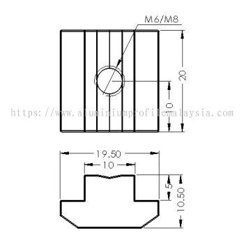 CP-SLN6-10/4545 | CP-SLN8-10/4545