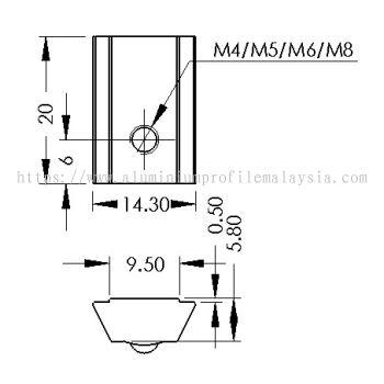 CP-HRN4-10/4545 | CP-HRN5-10/4545 | CP-HRN6-10/4545 | CP-HRN8-10/4545