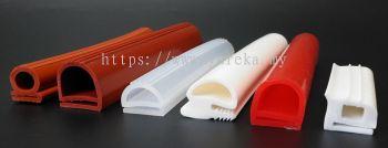 Silicone Rubber e Profile / Section