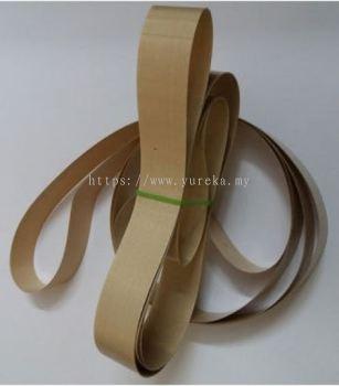Teflon Coated Fabric Belt Custome Made Side