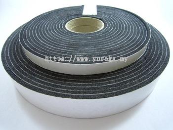 NBR Sponge Sheet With Tape