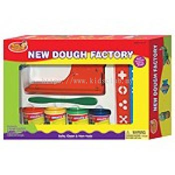 NEW DOUGH FACTORY IN PRINTED BOX