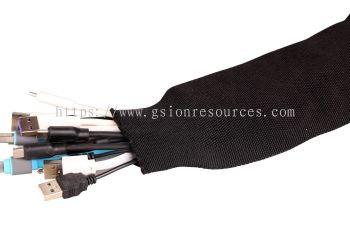 PET Heat Shrink Braided sleeve