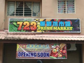 723 Fresh Market