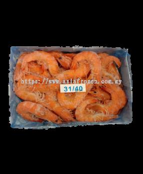 Cooked Tiger Shrimp 31/40