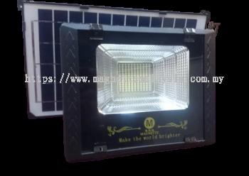 Solar Floodlight 120w - Magnette Malaysia Sdn Bhd