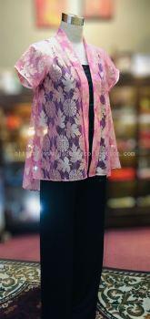 KBY032 Lace Kebaya - Size S / M / L
