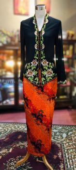 KBY030 Nyonya Kebaya (Floral Motif) - Size 36