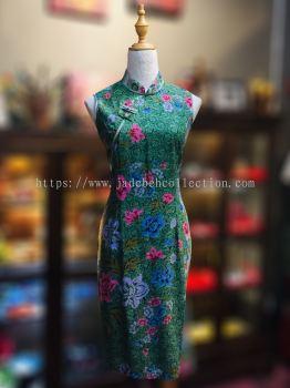 BTK(D)030����Q������ | Batik Qipao