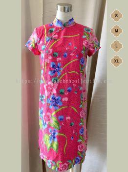 BTK(D)052 �Q�Ͽ������� | Batik Flare Qipao