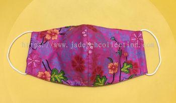 Sold Out - FM036 - 3 Layers Reusable Batik Face Mask