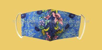 FM046 - 3 Layers Reusable Batik Face Mask