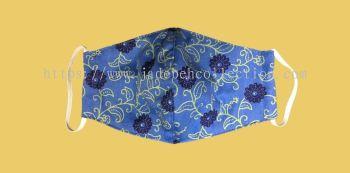 FM047 - 3 Layers Reusable Batik Face Mask