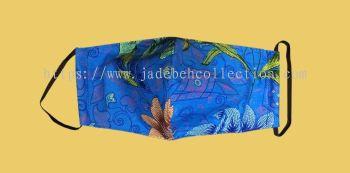 FM048 - 3 Layers Reusable Batik Face Mask
