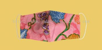 FM050 - 3 Layers Reusable Batik Face Mask