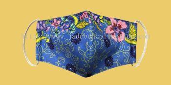 FM067 - 3 Layers Reusable Batik Face Mask