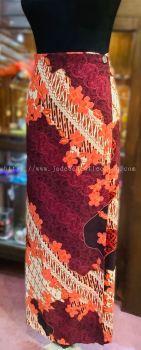BTK(S)021 Ready Made Mix Cloth Batik Sarong