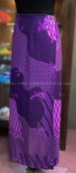 BTK(S)022 Ready Made Mix Cloth Batik Sarong