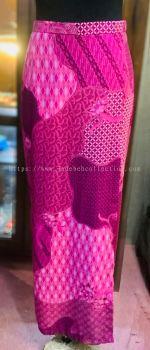 BTK(S)025 Ready Made Mix Cloth Batik Sarong