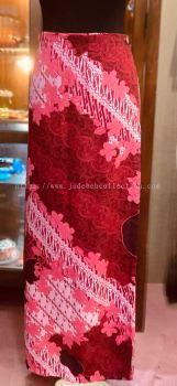 BTK(S)026 Ready Made Mix Cloth Batik Sarong