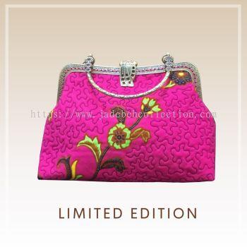 BTK(B)038 Batik Patchwork Handbag