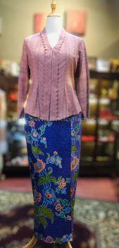 KBY049 Cotton Lace Kebaya