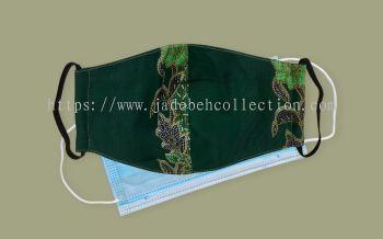 FM074 - 3 Layers Reusable Batik Face Mask