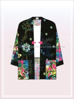 K003 Batik Jacket (Long)
