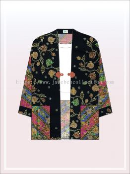 K004 Batik Jacket (Long)