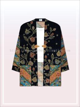 K006 Batik Jacket (Long)