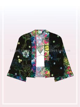 K011 Batik Jacket (Short)