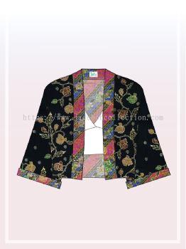 K012 Batik Jacket (Short)