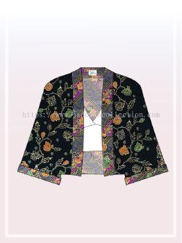 K013 Batik Jacket (Short)