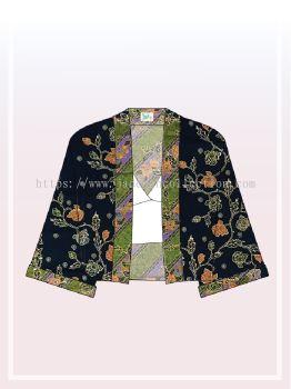 K015 Batik Jacket (Short)