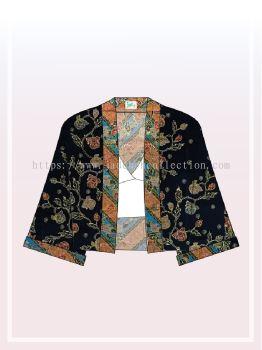 K016 Batik Jacket (Short)