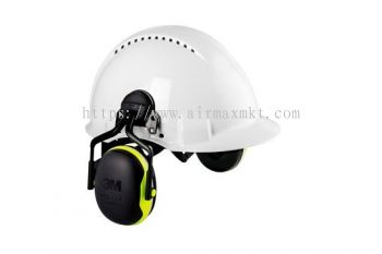 3M Hardhat Mounted Ear Muffs