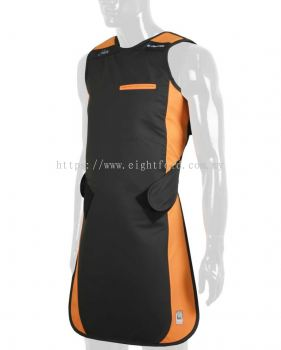 INFAB Lead Free Apron Revolution 403 Front Protection