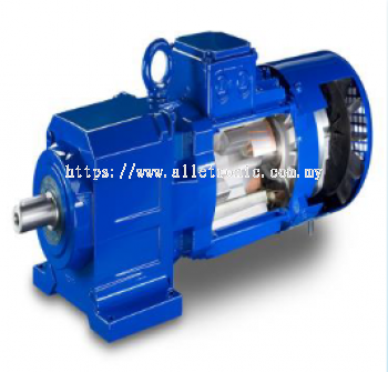 Energy Efficient Geared Motor