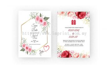 Invitation Card, Scratch Card, Postcard, Coupon Ticket & Voucher