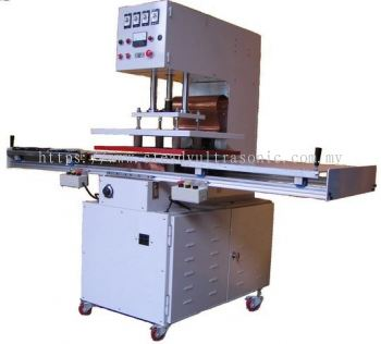 HIGH FREQUENCY SHUTTLE TABLE PLASTIC WELDING MACHINE(TCP-8-105)